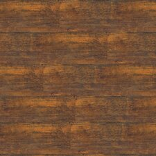"Solidity 20 Century 6"" x 36"" Vinyl Plank in Handstained Chestnut"
