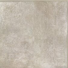"Solidity 30 Moroccan Sandstone 16"" x 16"" Vinyl Tile in Quartz"