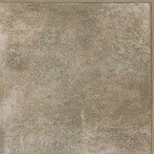 """Solidity 30 Moroccan Sandstone 16"""" x 16"""" Vinyl Tile in Jade"""