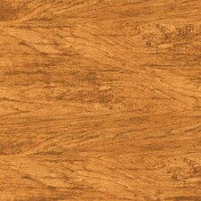 "Solidity 40 Handscraped 6"" x 36"" Vinyl Plank in Century"