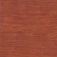 SAMPLE - Metro Design Wood Vinyl Plank in Dark Cherry