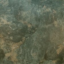 SAMPLE - Solidity 20 Dakota Slate Vinyl Tile in Shawnee
