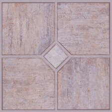 SAMPLE - Solidity 30 Venetian Travertine Vinyl Tile in Milan