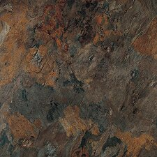 SAMPLE - Solidity 40 Slate Vinyl Tile in Athena