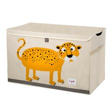 Leopard Toy Chest