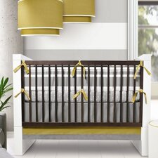 Triple Band Crib Bedding Collection