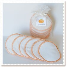 Organic Washable Nursing Pads - 3 Pairs