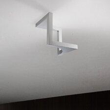Escher 1 Light Flush Light