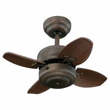 "20"" Mini 4 Blade Ceiling Fan"