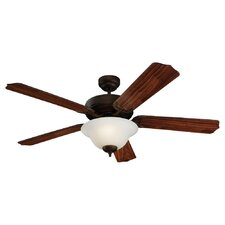 "52"" Homeowner 5 Blade Ceiling Fan"