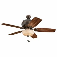 "52"" Albany 5 Blade Ceiling Fan"