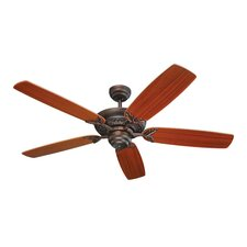 "<strong>Monte Carlo Fan Company</strong> 52"" Mansion 5 Blade Ceiling Fan"