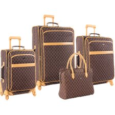 Signature 4 Piece Spinner Luggage Set