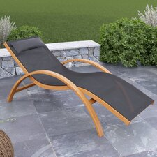 Wood Canyon Chaise Lounge