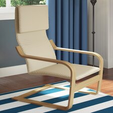 Aquios Bentwood Contemporary Arm Chair