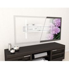"<strong>dCOR design</strong> Full Motion Flat Panel Wall Mount for 32"" - 60"" TV"