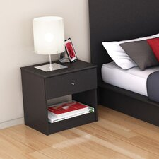 <strong>dCOR design</strong> Plateau 1 Drawer Nightstand