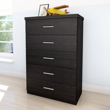<strong>dCOR design</strong> Willow 5 Drawer Chest