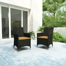<strong>dCOR design</strong> Cascade 2 Piece Seating Group with Cushion