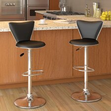 "CorLiving 23.5"" Adjustable Bar Stool (Set of 2)"