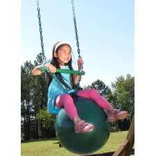 Buoy Ball Swing with Chain
