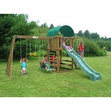 Lightning Swing Set