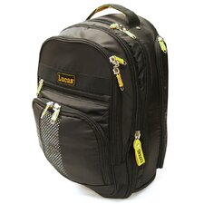 Deluxe Expandables Laptop Backpack