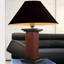 <strong>Wemi Light</strong> Roma Prized Leather Table Lamp