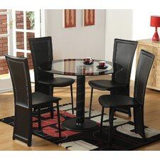 Coromandel 5 Piece Round Dining Set