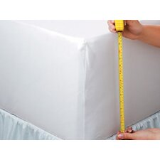 Cotton and Polyester Fitted Sheet