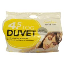 High Quality 4.5 Tog Duvet