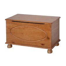 Sheraton Ottoman or Storage Chest