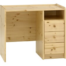 Kids Three Drawer Desk
