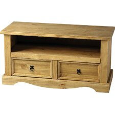 Corona 2 Drawer Flat Screen TV Stand