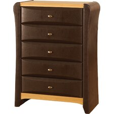 Melrose 5 Drawer Chest