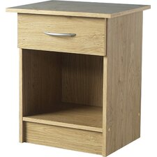 Newhaven 1 Drawer Bedside Table