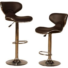 Portland Swivel Bar Chair (Set of 2)