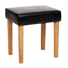 Eastcastle Faux Leather Stool