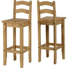 Corona 76.2 cm Bar Stool (Set of 2)
