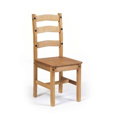 Corona Solid Pine Dining Chair (Set of 2)