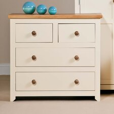 Jamestown 2 Over 2 Drawer Chest