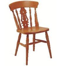 Traditional Fiddleback Dining Chair