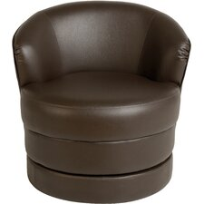 Oscar Swivel Tub Chair