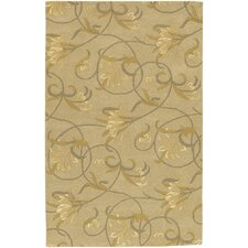 Southport Beige/Gold Area Rug