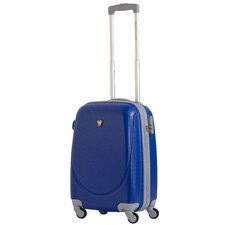 "Valley Carry On 21.75"" Hardsided Spinner Suitcase"