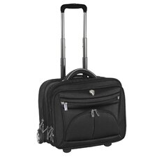 "CEO 17"" Rolling Briefcase with 16"" Deluxe Laptop Briefcase"