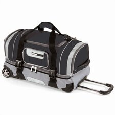 "<strong>CalPak</strong> Nitro 26"" 2-Wheeled Travel Duffel"