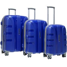 Rapture 3 Piece Hardside Luggage Set