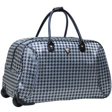 """Empire 21"""" 2-Wheeled Carry-On Duffel"""