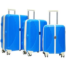 <strong>CalPak</strong> Jubilee 3 Piece Luggage Set
